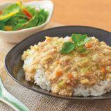 健美レシピNO.3 筋肉がつく食材「鶏ひき肉」
