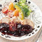健美レシピ NO.9 目の老化を防ぐ食材「ブルーベリー」