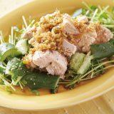 健美レシピ NO.15 抗疲労成分が豊富な食材「鶏胸肉」