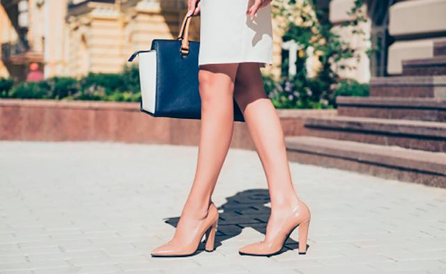 長時間の歩行や立ち仕事の多い女性にもおすすめ