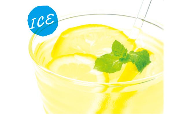 飲み方アレンジ③「炭酸水」