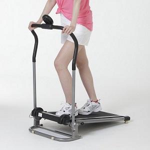運動不足から歩行練習まで