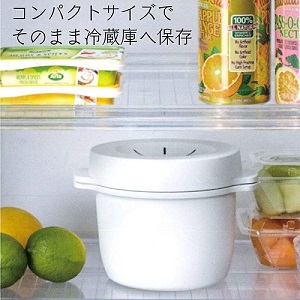 冷蔵庫でそのまま保存